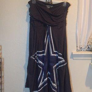 DALLAS COWBOYS WOMEN'S DRESS